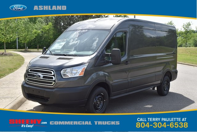 2019 Transit 250 Med Roof 4x2,  Empty Cargo Van #JA91595 - photo 1