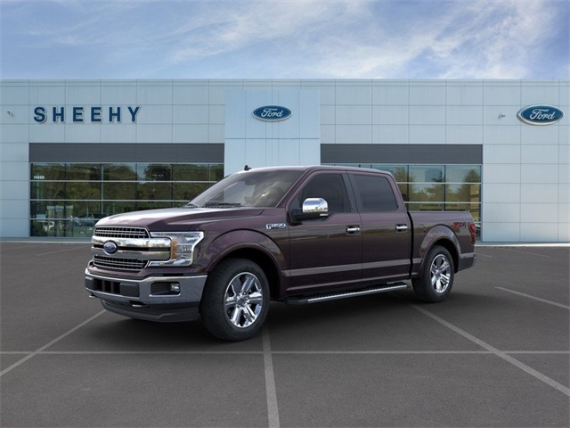 2020 Ford F-150 SuperCrew Cab 4x4, Pickup #JA91762 - photo 1