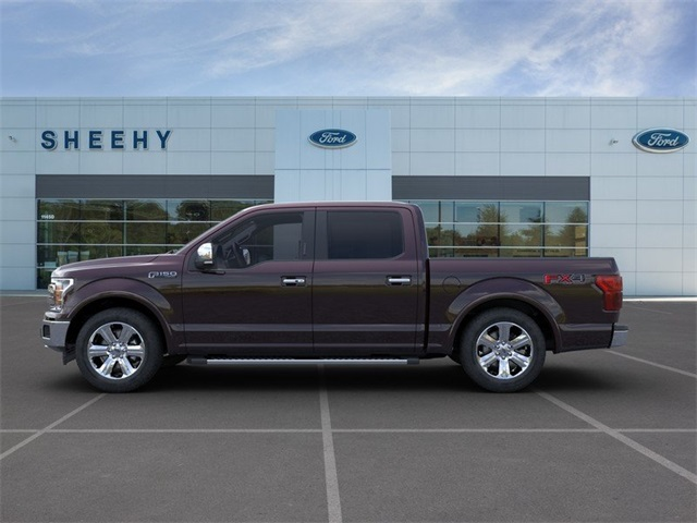 2020 Ford F-150 SuperCrew Cab 4x4, Pickup #JA91762 - photo 4