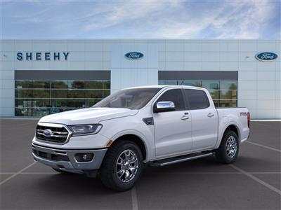 2020 Ford Ranger SuperCrew Cab 4x4, Pickup #JA92211 - photo 4