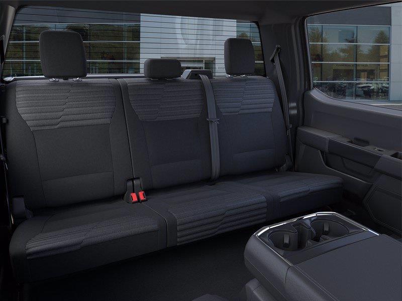2021 Ford F-150 SuperCrew Cab 4x4, Pickup #JB06040 - photo 11