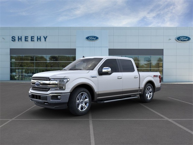 2020 F-150 SuperCrew Cab 4x4, Pickup #JB06139 - photo 1