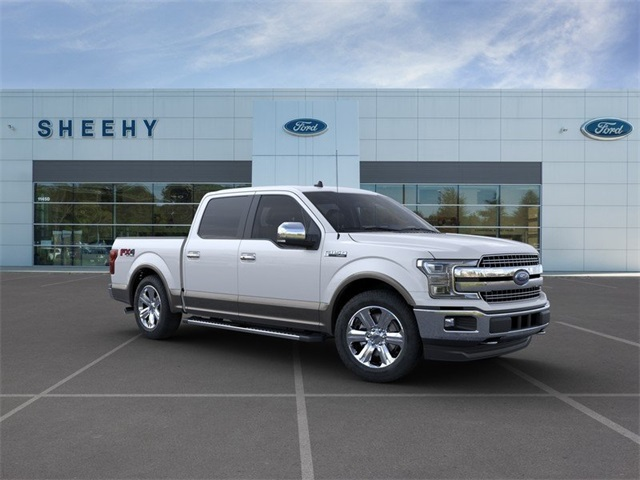 2020 F-150 SuperCrew Cab 4x4, Pickup #JB06139 - photo 7