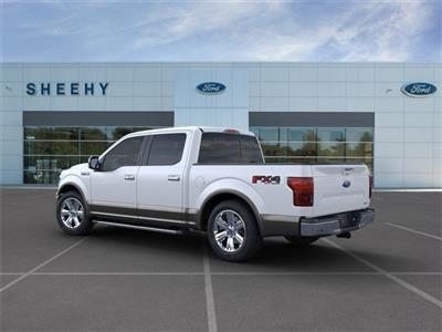 2020 F-150 SuperCrew Cab 4x4, Pickup #JB06139 - photo 2