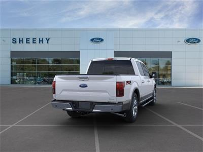 2020 F-150 SuperCrew Cab 4x4, Pickup #JB06139 - photo 8