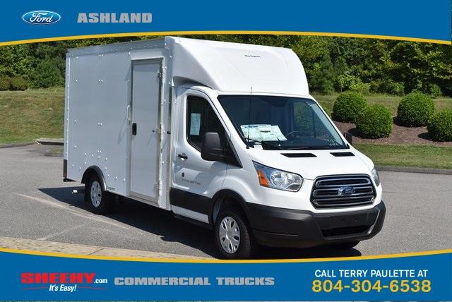 2019 Transit 350 4x2,  Rockport Cargoport Cutaway Van #JB07412 - photo 3
