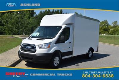 2019 Transit 350 4x2,  Rockport Cargoport Cutaway Van #JB07412 - photo 1