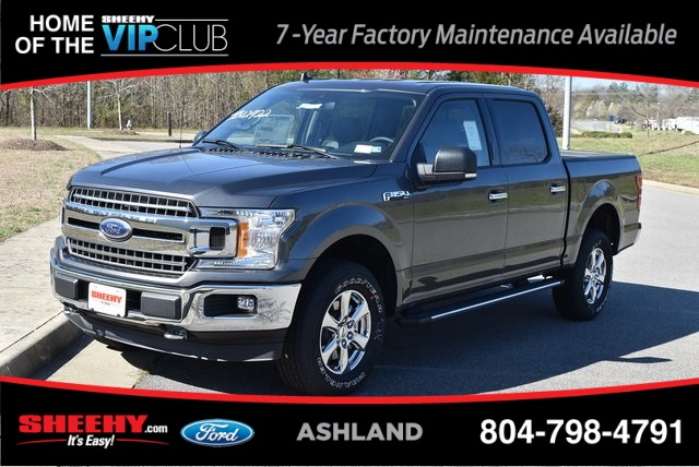 2019 F-150 SuperCrew Cab 4x4,  Pickup #JB12922 - photo 1