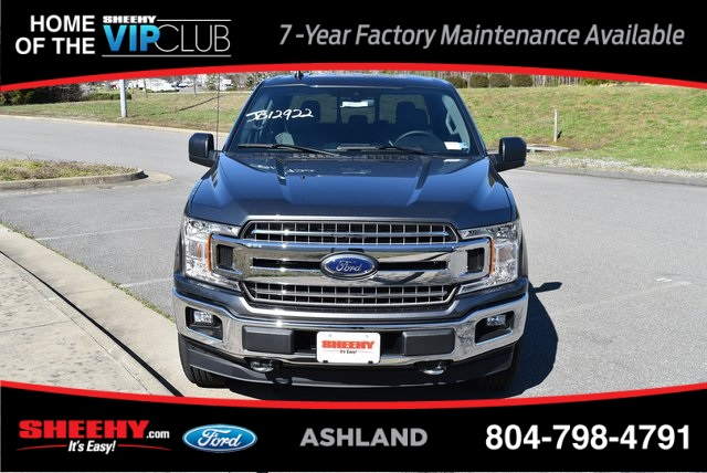 2019 F-150 SuperCrew Cab 4x4,  Pickup #JB12922 - photo 7