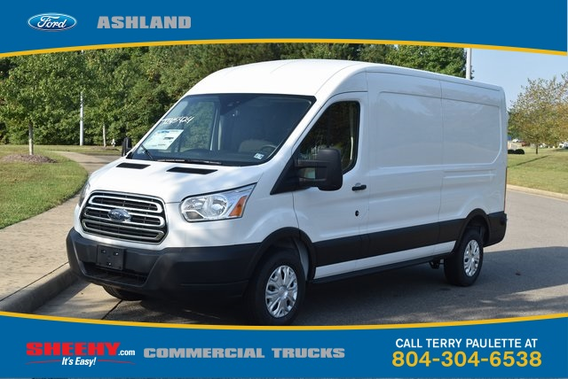 2019 Transit 350 Med Roof 4x2, Empty Cargo Van #JB15424 - photo 1