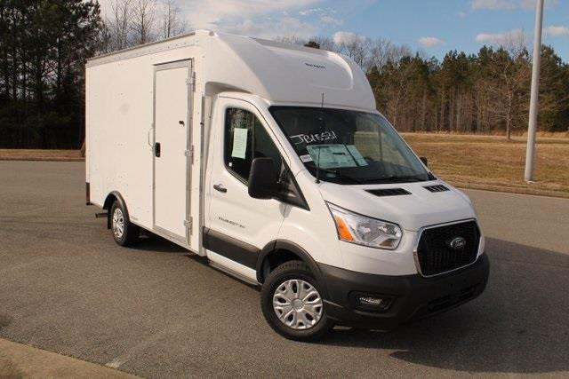 2020 Ford Transit 350 4x2, Rockport Cargoport Cutaway Van #JB18531 - photo 1