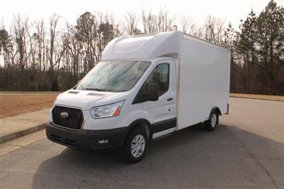 2020 Ford Transit 350 4x2, Rockport Cargoport Cutaway Van #JB18531 - photo 4