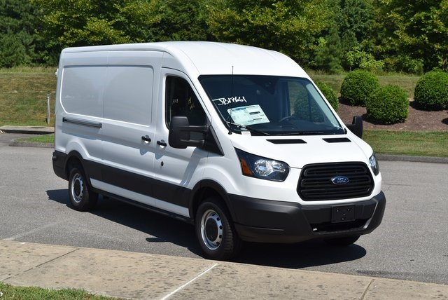 2019 Transit 150 Med Roof 4x2, Empty Cargo Van #JB18661 - photo 3