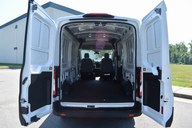 2019 Transit 150 Med Roof 4x2, Empty Cargo Van #JB18661 - photo 1