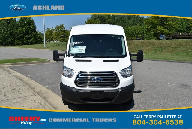 2019 Transit 350 Med Roof 4x2,  Empty Cargo Van #JB18662 - photo 10