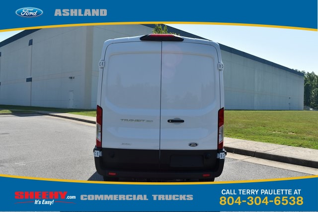 2019 Transit 350 Med Roof 4x2,  Empty Cargo Van #JB18662 - photo 7
