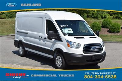 2019 Transit 350 Med Roof 4x2,  Empty Cargo Van #JB18662 - photo 3