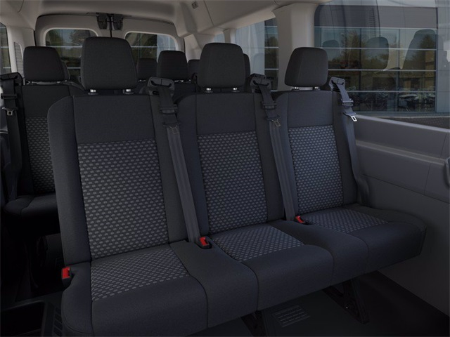 2020 Ford Transit 350 Med Roof 4x2, Passenger Wagon #JB38995 - photo 11