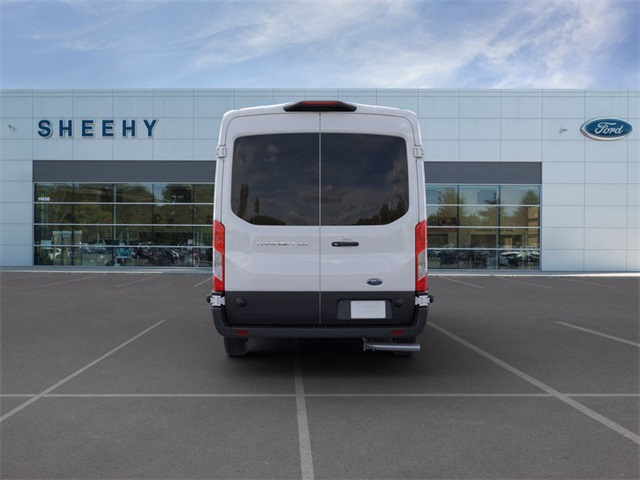 2020 Ford Transit 350 Med Roof 4x2, Passenger Wagon #JB38995 - photo 5