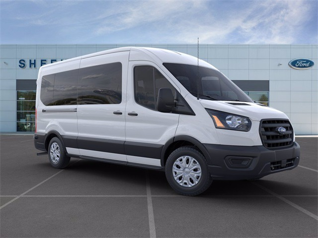 2020 Ford Transit 350 Med Roof 4x2, Passenger Wagon #JB38995 - photo 7