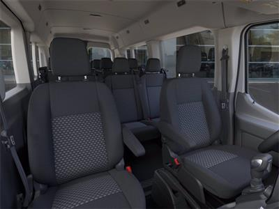 2020 Ford Transit 350 Med Roof 4x2, Passenger Wagon #JB38995 - photo 10