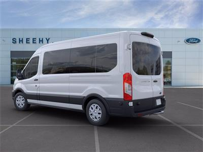 2020 Ford Transit 350 Med Roof 4x2, Passenger Wagon #JB38995 - photo 2