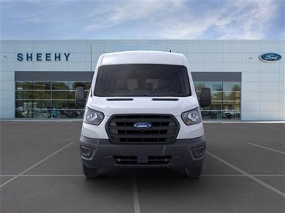 2020 Ford Transit 350 Med Roof 4x2, Passenger Wagon #JB38995 - photo 6
