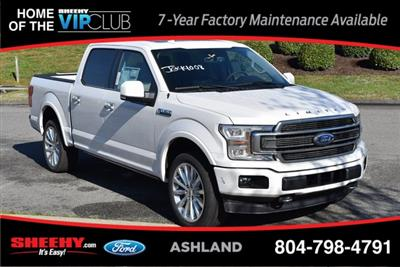2019 F-150 SuperCrew Cab 4x4,  Pickup #JB44008 - photo 3