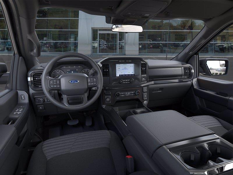 2021 Ford F-150 SuperCrew Cab 4x4, Pickup #JB47090 - photo 9