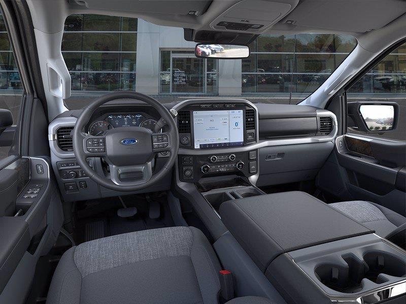 2021 Ford F-150 SuperCrew Cab 4x4, Pickup #JB52324 - photo 9