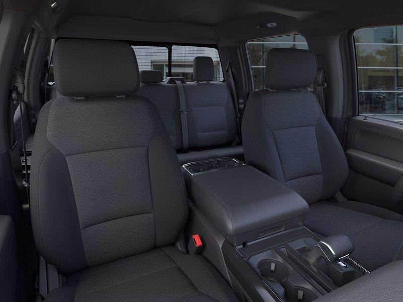 2021 Ford F-150 SuperCrew Cab 4x4, Pickup #JB52409 - photo 10