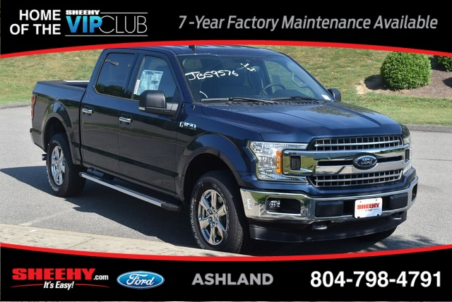 2019 F-150 SuperCrew Cab 4x4,  Pickup #JB59576 - photo 3