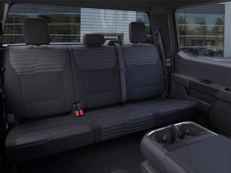 2021 Ford F-150 SuperCrew Cab 4x4, Pickup #JB60825 - photo 11