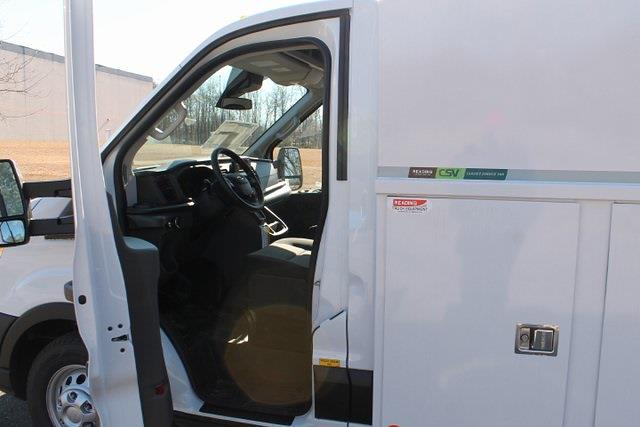 2020 Ford Transit 350 HD DRW 4x2, Reading Aluminum CSV Service Utility Van #JB75913 - photo 12