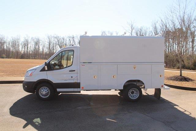 2020 Ford Transit 350 HD DRW 4x2, Reading Aluminum CSV Service Utility Van #JB75913 - photo 6