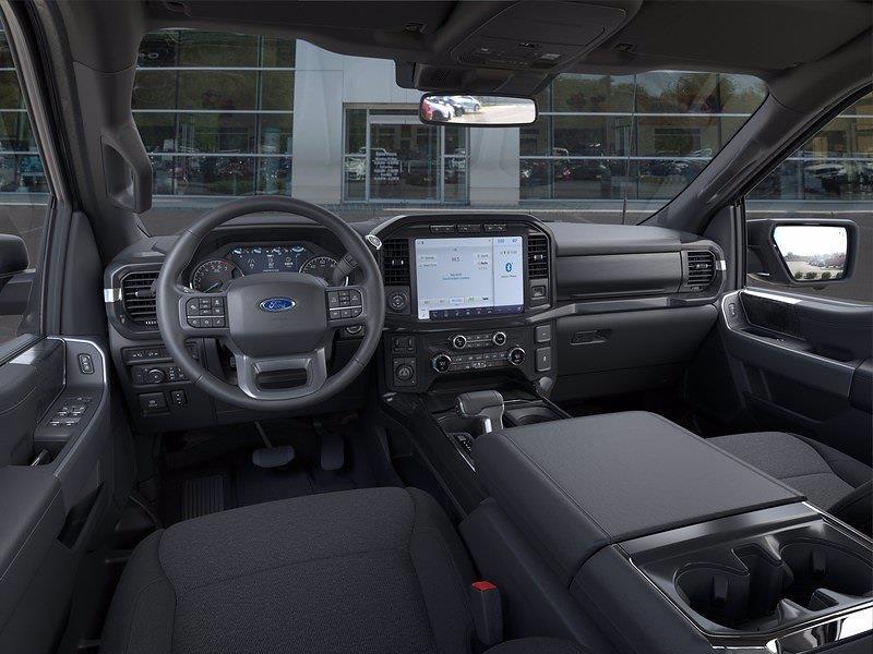 2021 Ford F-150 SuperCrew Cab 4x4, Pickup #JB76241 - photo 9