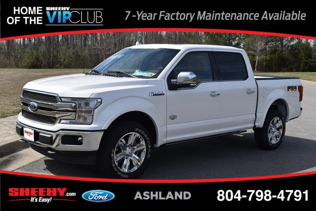 2018 F-150 SuperCrew Cab 4x4,  Pickup #JB81598 - photo 1