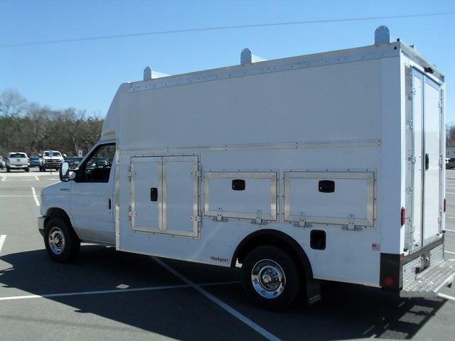 2022 Ford E-350 4x2, Rockport Service Utility Van #JC00041 - photo 1