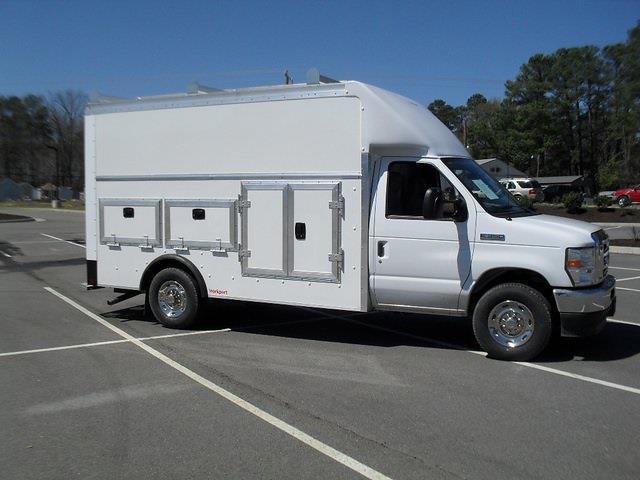 2022 Ford E-350 4x2, Rockport Workport Service Utility Van #JC00041 - photo 3