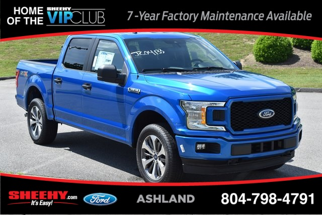 2019 F-150 SuperCrew Cab 4x4,  Pickup #JC04133 - photo 3