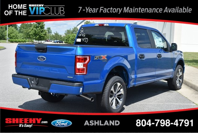 2019 F-150 SuperCrew Cab 4x4,  Pickup #JC04133 - photo 5