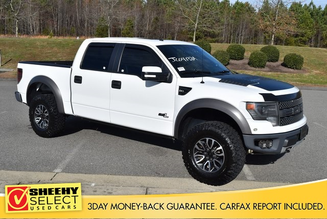 2013 F-150 SuperCrew Cab 4x4, Pickup #JC04137A - photo 1