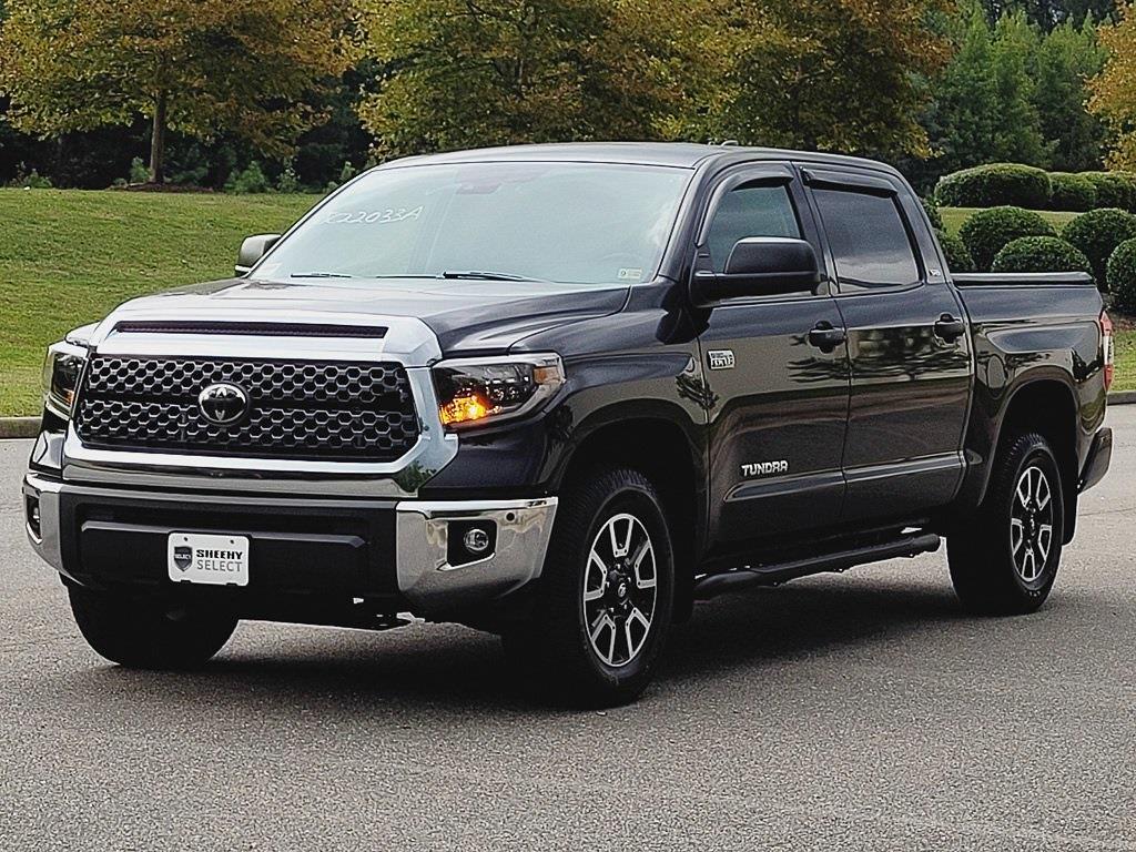 2021 Tundra 4x4,  Pickup #JC22033A - photo 4