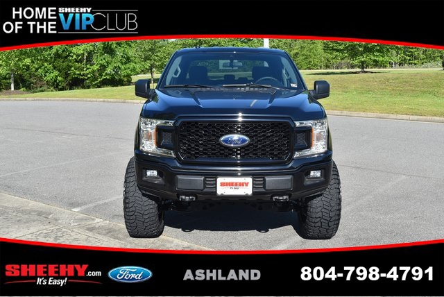 2019 F-150 SuperCrew Cab 4x4, Pickup #JC23909 - photo 4