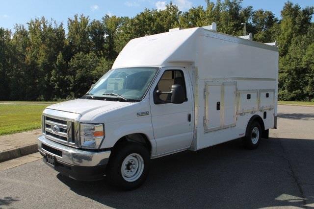 2021 Ford E-350 4x2, Rockport Workport Service Utility Van #JC24990 - photo 4