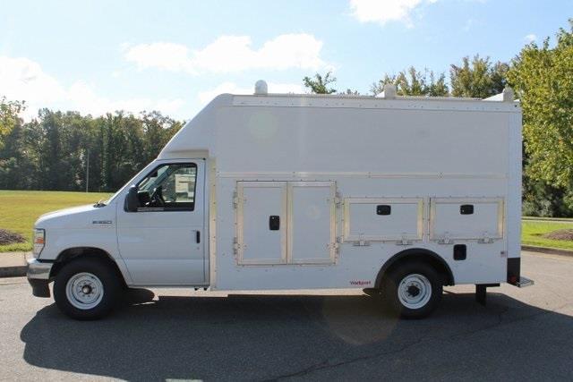 2021 Ford E-350 4x2, Rockport Workport Service Utility Van #JC24990 - photo 5