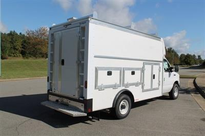2021 Ford E-350 4x2, Rockport Workport Service Utility Van #JC24990 - photo 2
