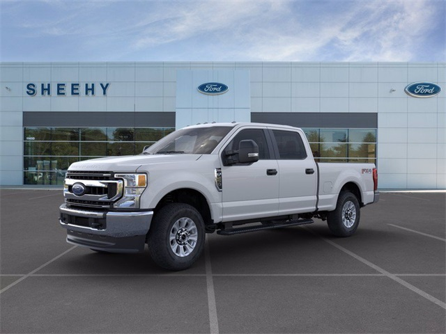 2021 Ford F-250 Crew Cab 4x4, Pickup #JC25245 - photo 4