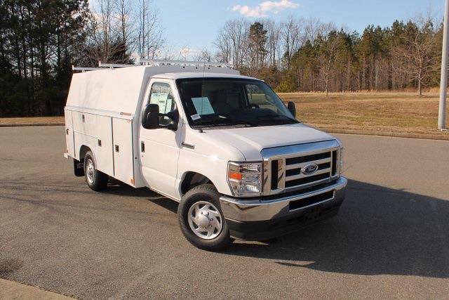 2021 Ford E-350 4x2, Reading RVSL Service Utility Van #JC26994 - photo 3