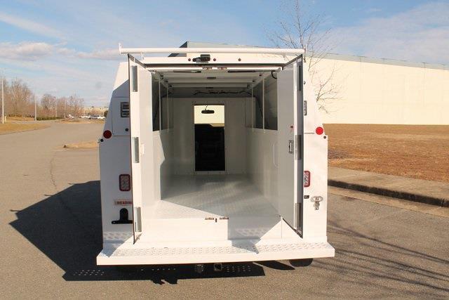 2021 Ford E-350 4x2, Reading RVSL Service Utility Van #JC26994 - photo 12